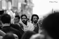 Passion 6 (OldStyleSte) Tags: bw canon flickr chiesa sicily cristo fotografia sicilia pasqua marsala processione settimanasanta ges crocifissione sacroeprofano