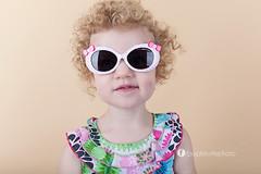 Olivia is 2 (mrsm_jones) Tags: portrait moon girl beautiful smile sunglasses canon studio happy photography eos jones perfect paint pretty child purple sweet turtle expression michelle australia perth western wa frown ptm 2470 hopwood 3470mm 5dmkii 5dmk2