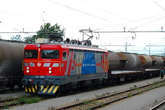 1 141.309 (Tams Tokai) Tags: train croatia bahn railways hrvatska vonat vast h eljeznice