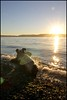Sunset at Mukilteo Lighthouse Park (PropWA) Tags: sunset beach canon washington waves unitedstates driftwood mukilteo tamronspaf1750mmf28xrdiii