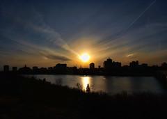 Sunset Saskatoon April 22 2014 (Kyla Duhamel) Tags: sunset saskatoon canonefs1022mmf3545usm 700d t5i