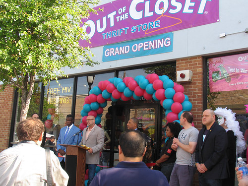 Dallas Out of the Closet Opening