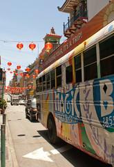 Magic Bus Tour, San Francisco (chloe & ivan) Tags: sanfrancisco ca dayofthedonut