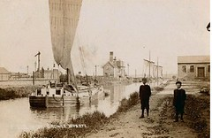 """Crowle Wharf and Railway • <a style=""""font-size:0.8em;"""" href=""""http://www.flickr.com/photos/124804883@N07/14038510660/"""" target=""""_blank"""">View on Flickr</a>"""