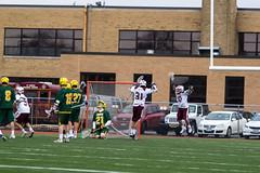 IMG_4474 (~~CSaturn~~) Tags: loss varsity lax lacrosse marauders 1211 overtime stjoes sjci stjosephscollegiateinstitute vstimon 20140501