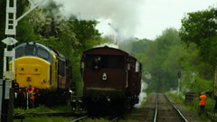S0775303 (John W. Davies) Tags: 1 pacific mark leicester steam 29 777 gala gnr loughborough locomotives class3 280 260 lambton steamtrains tankengine 2100 062 steamlocomotive n2 olivercromwell greatcentral mark1 greatcentralrailway riddles 1744 class2 class8 gcr 462 jinty 7mt 8f standard8 9f no29 tpo 5643 30777 70013 78019 sirlamiel loughboroughcentral 46521 47406 standard5 48624 2mt 92214 standard2 quornwoodhouse rothleystation 060t leicesternorth 062t l92 standard9 standard7 lambtontank lmsclass2 steamfreight lmsclass3 mainlineheritagerailway freightdemonstration tpodemo steamtpo gwrpaniertank carriagescarriageswagonsrailway wagonsweathered 9fweathered locomotiveswithlandswithland