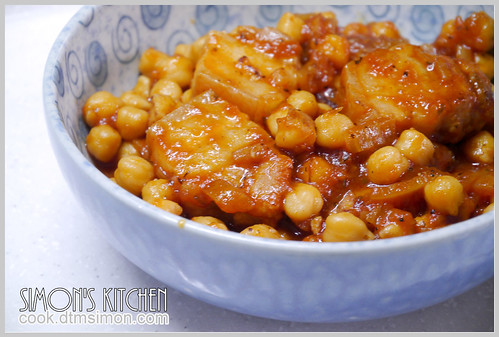 茄汁鷹嘴豆燒豬肉14