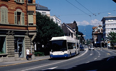 Luzern Trolleybus Pilatus (bishop71701) Tags: switzerland swiss luzern pilatus trolleybus hess luzerne vbl