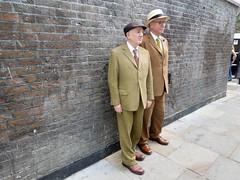 Gilbert & George, Brick Lane, London E1 (Paul-M-Wright) Tags: brick london george artist lane artists gilbert e1 gilbertgeorge georgepassmore gilbertprousch