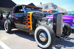 Hot rod (envisionpublicidad) Tags: las vegas usa hot car nevada 14 hotrod rod viva 2014 worldcars