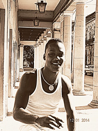 enjoying life in Cuba