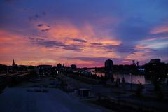 P1640775 (Lumixfan68) Tags: sunrise hafen sonnenaufgang kiel morgenstimmung