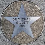Dr Michael Gillett MBE thumbnail