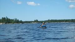 S5002630 (ndeeelite) Tags: evan ontario kayaking keri 2009 frenchriver