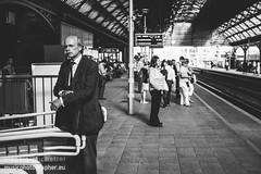 Commute (darkmavis) Tags: street travel urban dublin irish train work streetphotography lifestyle commute dart irishrail musicphotographereu