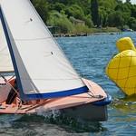 Müritz Sail 2014 Teamrace