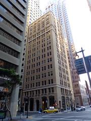 Alexander Building (sftrajan) Tags: sanfrancisco california architecture skyscraper financialdistrict neogothic montgomerystreet trinitystreet bushstreet alexanderbuilding 155montgomerystreet