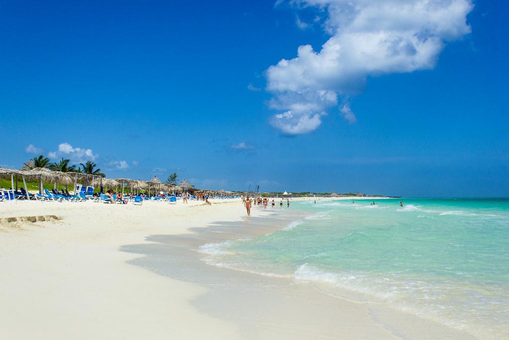 Une journée à la plage - Meliá Las Dunas - Cuba