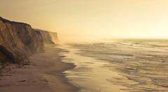 California One (bior) Tags: california sunset beach coast sand shoreline pacificocean shore pacificcoast californiacoast pacificcoasthighway