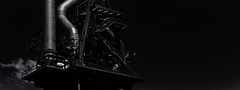 (@yakobusan Jakob Montrasio ) Tags: park industry pen germany deutschland olympus h stop adapter 16mm industrie saar saarland anamorphic aha altes chretien cinemascope neunkirchen industriedenkmal eisenwerk industriedenkmler hypergonar httenareal benoistberthiot
