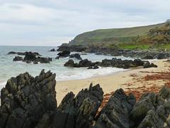 Singing Sands, Islay, Scotland (east med wanderer) Tags: sea beach coast scotland rocks islay portellen singingsands isleofislay argyllandbute worldtrekker