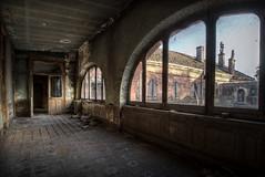 Artwork (Fibre Ciment) Tags: urban ruins factory decay ruin exploration ruines urbex urbaine