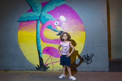 DSC_3769 (Lucky Oliveira) Tags: girl familia grafitti criana filha grafite mariaclara