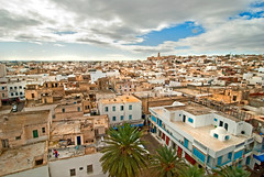 Sousse (Klas-Herman Lundgren) Tags: urban northafrica tunisia roofs sousse tak tunisien
