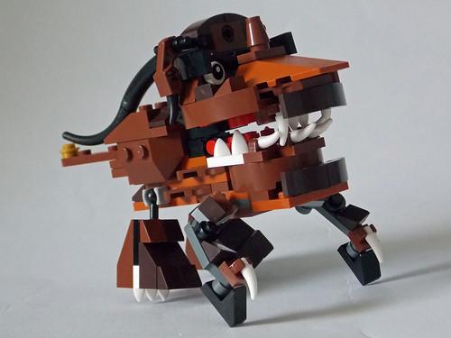Lego Mixels Mega Max Lego Mixels Fang Gang Max