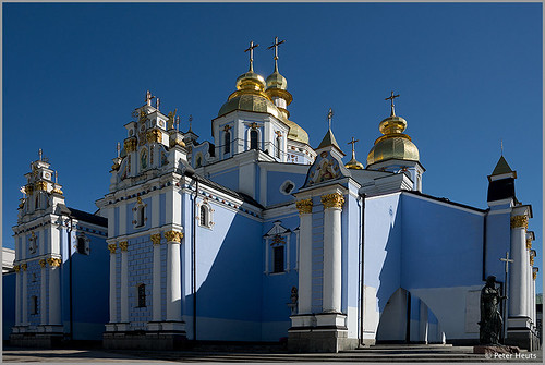 Saint Michael's Golden-Domed Cathedral