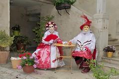 Parade venitienne Chanaz 2014 (jomnager) Tags: costume nikon passion savoie f28 afs masque 1755 chanaz d300s carnavalvenitien