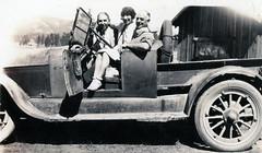 THE OLD WRECK (RAZEL DAZEL JOHN MORGAN) Tags: bw white black vintage found photo interesting different and unusual