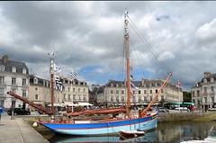 Port de Vannes (BrigitteChanson) Tags: port brittany bretagne bateaux breizh ciel morbihan vannes