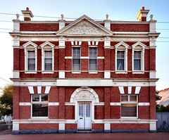 The National Bank of Australasia Limited [Explored] (phunnyfotos) Tags: architecture facade nikon closed bank australia victoria front vic nab nationalbank dimboola wimmera nationalbankofaustralasialimited d5100 nikond5100 phunnyfotos