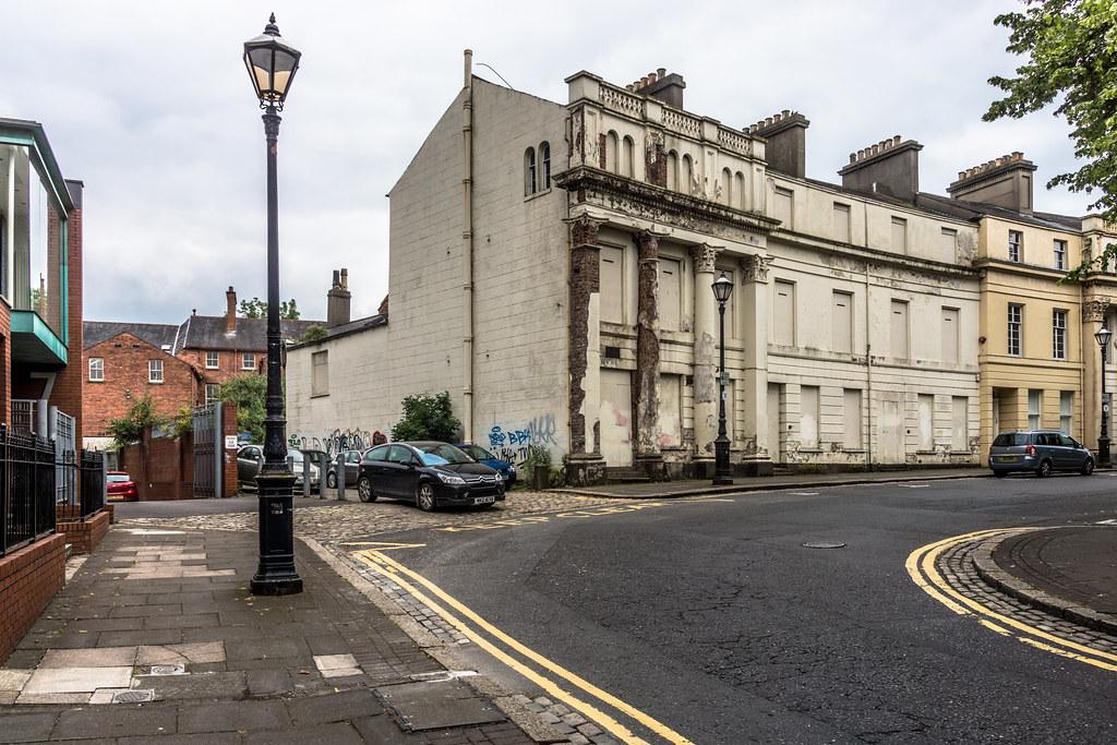 No 15 Upper Crescent, Belfast [In Very Poor Condition]