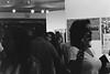 PICT0065.jpg (slightheadache) Tags: newyorkcity blackandwhite bw newyork records art film dark diy milk stencil punk chelsea pentax handmade manhattan grain exhibition 1600 lp pentaxk1000 grainy reggae neopan1600 recordcovers dub ep artopening expiredfilm milkgallery diyordie boohooraygallery boohooray diyordieevent