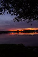 Untitled (jessica_atchison) Tags: lake nature landscape nikon colorful sunet nikonphotography d3100 nikond3100
