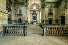 Chiesa Santa Cascia (Lempreinte-Photo-Drone) Tags: santa urban italy france church grenoble italia decay chiesa forgotten exploration derelict eglise italie cascia urbe oublié abandonné isère lempreintephotographie