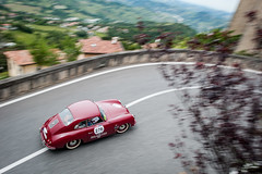 Mille Miglia 2014 (Guillaume Tassart) Tags: classic race rally automotive historic porsche legend motorsport 356 mille miglia
