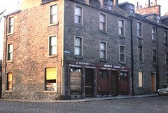 Caldrum Street (Dundee City Archives) Tags: street old shop architecture buildings office photos dundee victorian mini flats era betting grocer newsagent bookies confectioner victorianhousing dstewart victoriantenements olddundeephotos caldrum bradysdundeeltd