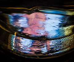 """Nowhere Man (Jay:Dee) Tags: """"topw2017rs"""" topw toronto photo walks gerrard street reflection glass distortion abstract"""
