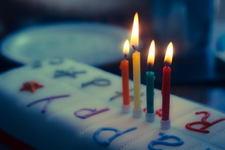 Cake and Candles (Explored)
