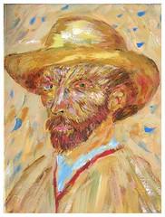 Vincent Willem van Gogh. (Steve.D.Hammond.) Tags: vincent willem van gogh