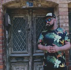 Cigarettes men ♂ (cambazghettostar34) Tags: hiphop rapper cool flower cap sunglasses beards oldschooll like nature begin promise cigarette men king maze westside city street