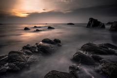 Time (katsumasa0313) Tags: sea seaacape sunset snow sigma dp0quattro