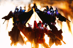 DSC_0107 (gone.till.remembered) Tags: toys toy toyphotography macro sony sonyrx1 rx1 actionfigures actionfigure decepticons autobots optimusprime cinematic pose transformersg1 g1 transformers zeiss35mm action toyinaction mp11 starscream skywarp thundercracker kbb
