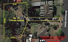 47 Borthwick St, Minto NSW