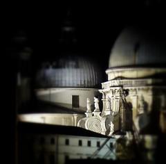 Venice, Santa Maria della Salute (catomaior) Tags: venezia venice basilica notturno notte night light luce dettagli details