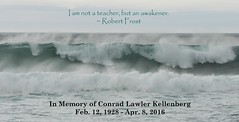 Fotos on Friday: April 8, 2017 (Kristen Fletcher Photography) Tags: inmemoryof ocean waves pacificocean pacificgrove sea seashore