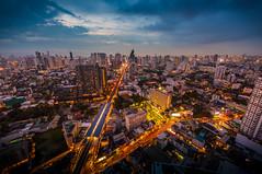 Thong Lo, Bangkok (d.r.i.p.) Tags: travel thai thailand silomroad nikon longexposure drip d750 bangkok asia architektur architecture 14mm soi sukhumvit